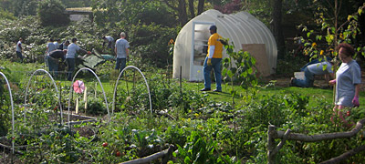 Des Moines Garden Projects